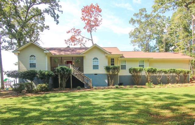 227 Mountain Springs Drive, Clarkesville, GA 30523 (MLS #6618090) :: Path & Post Real Estate
