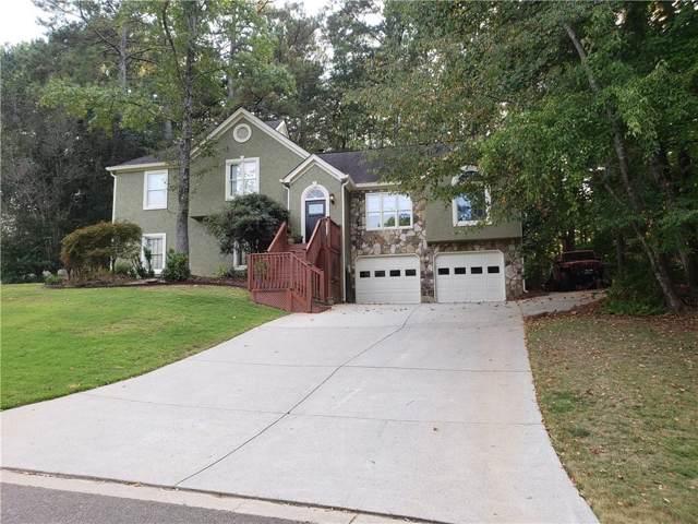 10590 Timberstone Road, Alpharetta, GA 30022 (MLS #6618106) :: Dillard and Company Realty Group