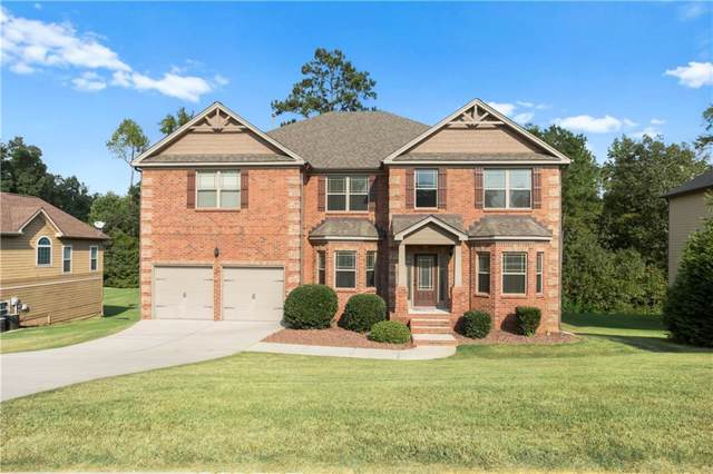 4471 Ridge Mill Terrace, Douglasville, GA 30135 (MLS #6618117) :: Rock River Realty