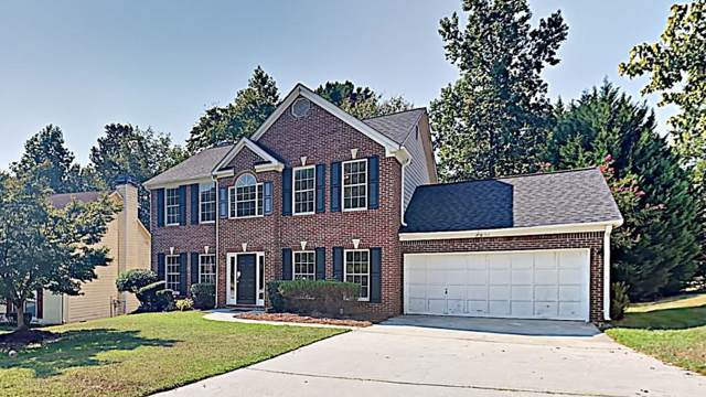 7551 Watson Bay Court, Stone Mountain, GA 30087 (MLS #6618143) :: The Cowan Connection Team