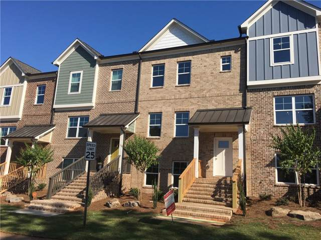 166 Panther Point Lane #11, Lawrenceville, GA 30046 (MLS #6618169) :: North Atlanta Home Team