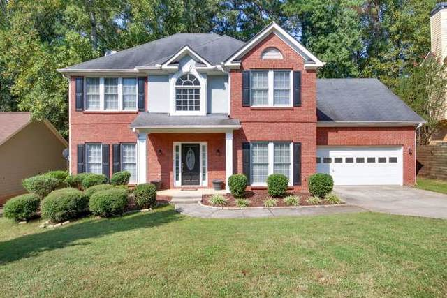 6940 Dockbridge Way, Stone Mountain, GA 30087 (MLS #6618175) :: North Atlanta Home Team