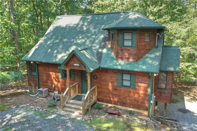 1270 Zenith Trail, Ellijay, GA 30540 (MLS #6618180) :: The Cowan Connection Team