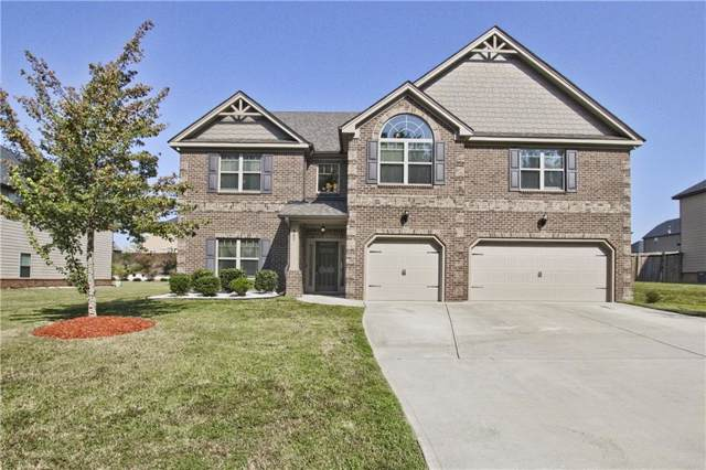 567 Gadwall Drive, Grayson, GA 30017 (MLS #6618185) :: The Stadler Group