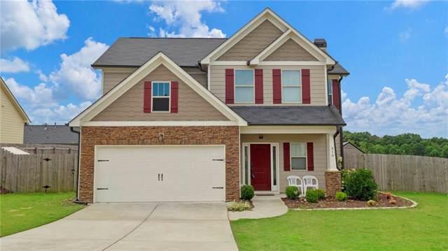 310 Red Hawk Drive, Dawsonville, GA 30534 (MLS #6618197) :: Path & Post Real Estate