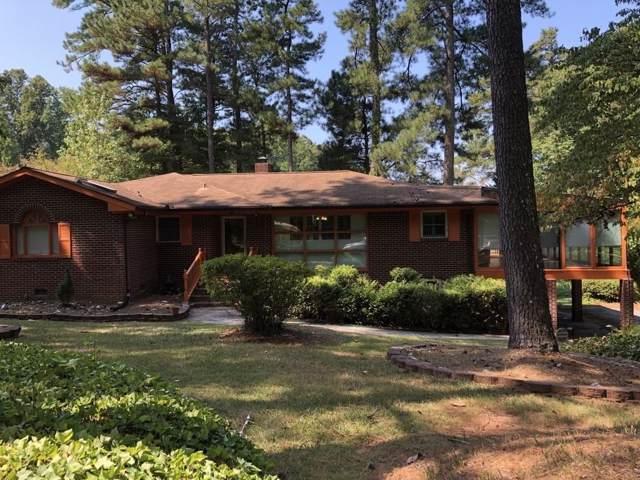1375 Loch Lomond Trail SW, Atlanta, GA 30331 (MLS #6618204) :: Rock River Realty