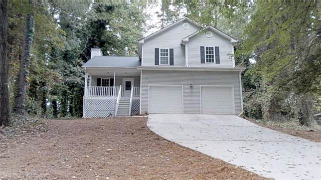 1052 Mountain Woods Court, Stone Mountain, GA 30087 (MLS #6618217) :: The Stadler Group