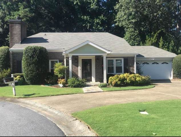 95 Ashleigh Terrace, Marietta, GA 30062 (MLS #6618262) :: The North Georgia Group