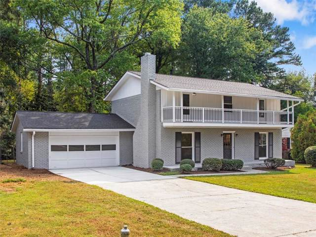 2716 Sunny Lane, Marietta, GA 30067 (MLS #6618273) :: The Heyl Group at Keller Williams