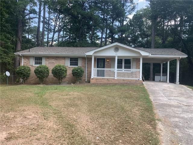 170 Hidden Brook Court, Atlanta, GA 30349 (MLS #6618280) :: The Cowan Connection Team