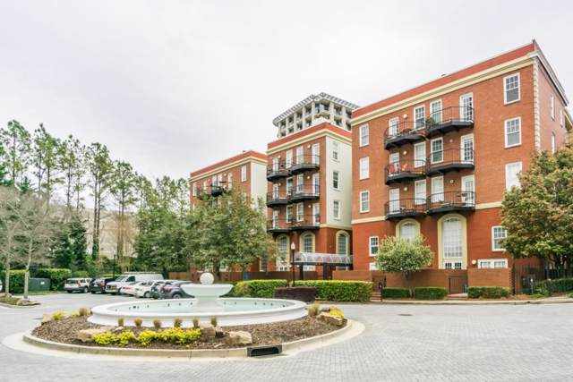 2840 Peachtree Road NE #403, Atlanta, GA 30305 (MLS #6618281) :: North Atlanta Home Team