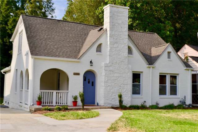 1356 Allegheny Street SW, Atlanta, GA 30310 (MLS #6618299) :: Kennesaw Life Real Estate