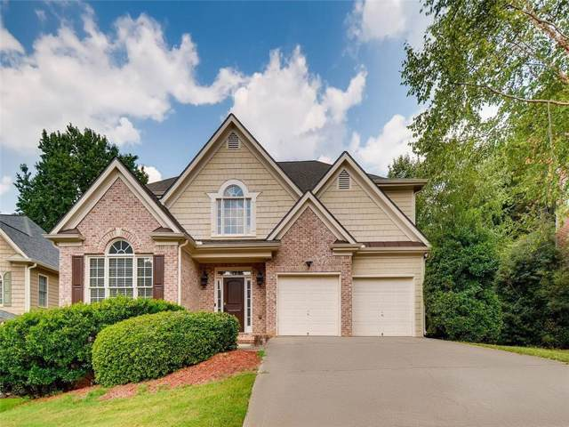 110 Jeffrey Place, Smyrna, GA 30082 (MLS #6618301) :: North Atlanta Home Team