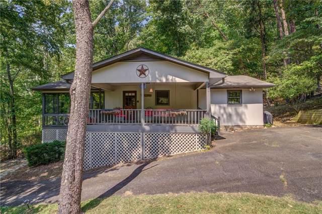 39 Little Hendricks Point, Jasper, GA 30143 (MLS #6618316) :: The Heyl Group at Keller Williams
