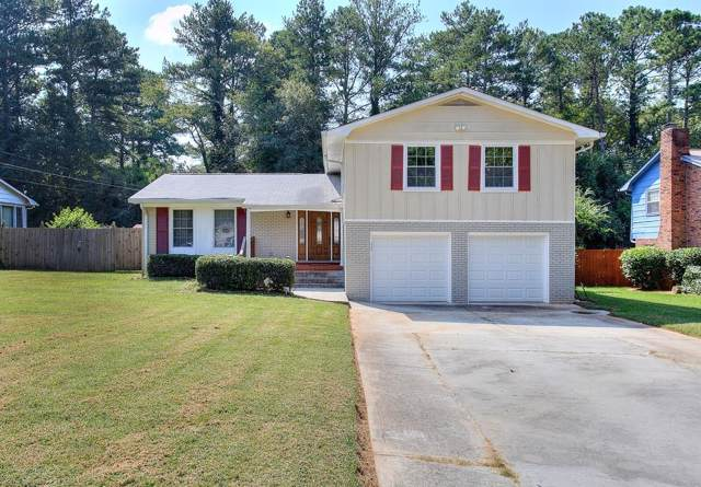 4119 Rue Antoinette, Stone Mountain, GA 30083 (MLS #6618360) :: North Atlanta Home Team