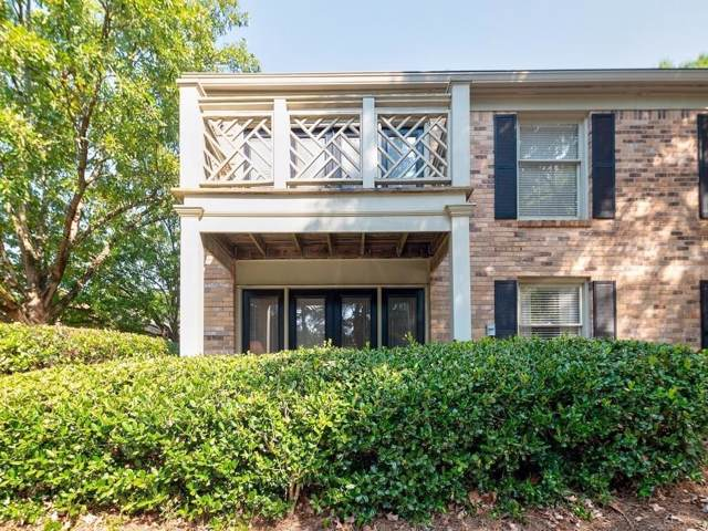 3650 Ashford Dunwoody Road NE #117, Brookhaven, GA 30319 (MLS #6618373) :: North Atlanta Home Team