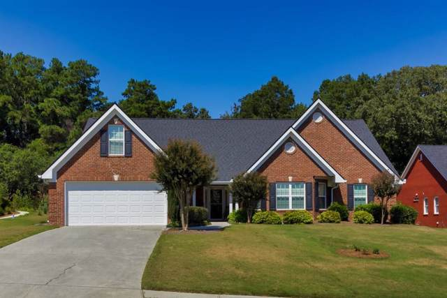 414 Chicamauga Court, Loganville, GA 30052 (MLS #6618374) :: Rock River Realty