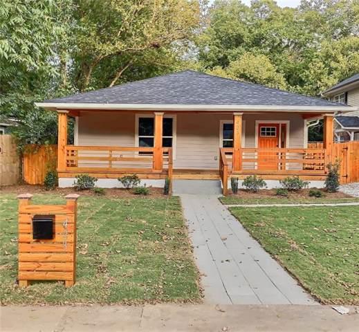 423 W Lake Avenue NW, Atlanta, GA 30318 (MLS #6618389) :: Rock River Realty