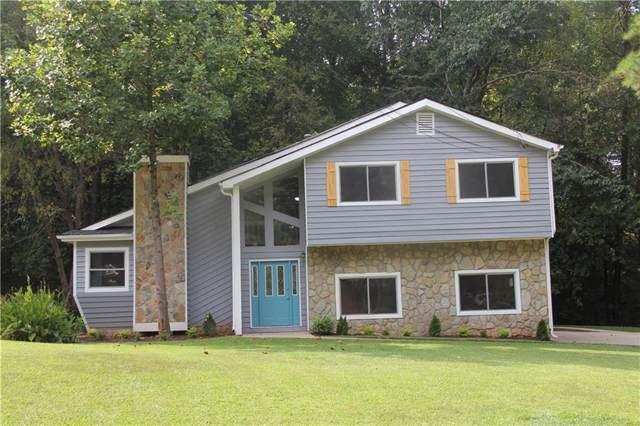 625 Fern Brooks Drive SW, Atlanta, GA 30331 (MLS #6618407) :: The Heyl Group at Keller Williams