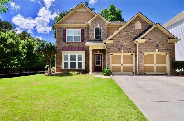 312 Collins Glen Court, Lawrenceville, GA 30043 (MLS #6618413) :: Keller Williams Realty Cityside