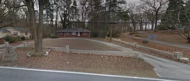 1183 Boat Rock Road SW, Atlanta, GA 30331 (MLS #6618421) :: The Cowan Connection Team