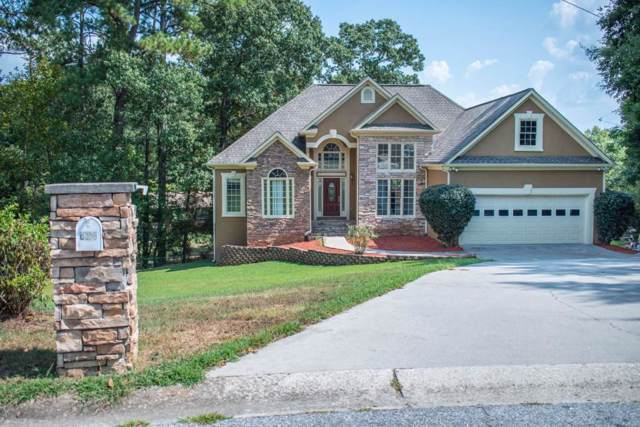 624 Heather Drive, Lithia Springs, GA 30122 (MLS #6618425) :: North Atlanta Home Team