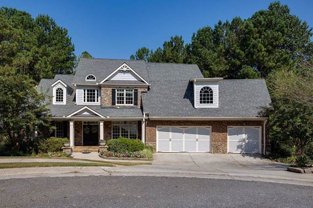 205 Harris Walk, Canton, GA 30115 (MLS #6618430) :: North Atlanta Home Team