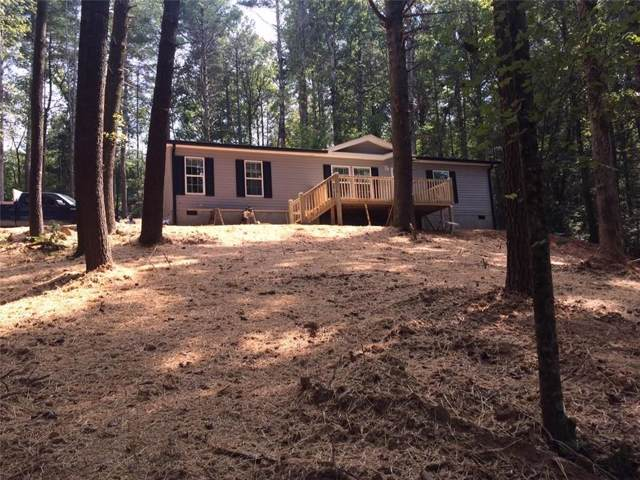 332 Ponderosa Road, Ellijay, GA 30540 (MLS #6618443) :: The Cowan Connection Team