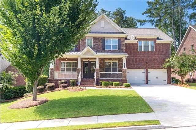 1290 Redbud Drive, Alpharetta, GA 30005 (MLS #6618475) :: Dillard and Company Realty Group
