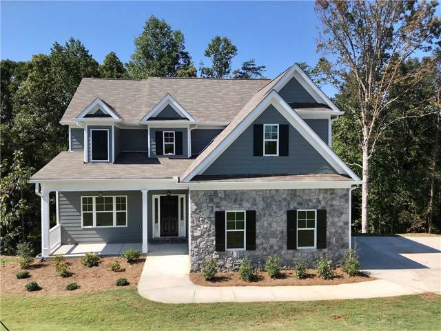 196 Whelchel Valley Drive, Dawsonville, GA 30534 (MLS #6618480) :: The North Georgia Group