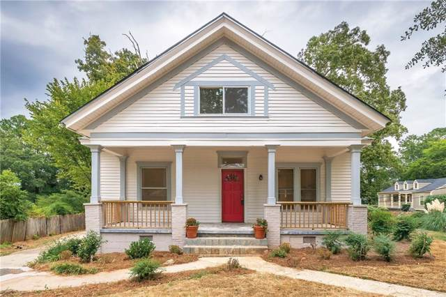 1905 John Calvin Avenue, College Park, GA 30337 (MLS #6618492) :: Charlie Ballard Real Estate