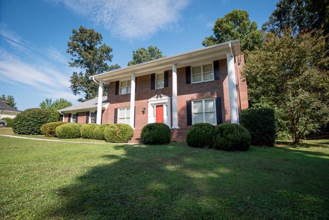 3759 Honeycomb Drive SE, Conyers, GA 30094 (MLS #6618516) :: The Heyl Group at Keller Williams