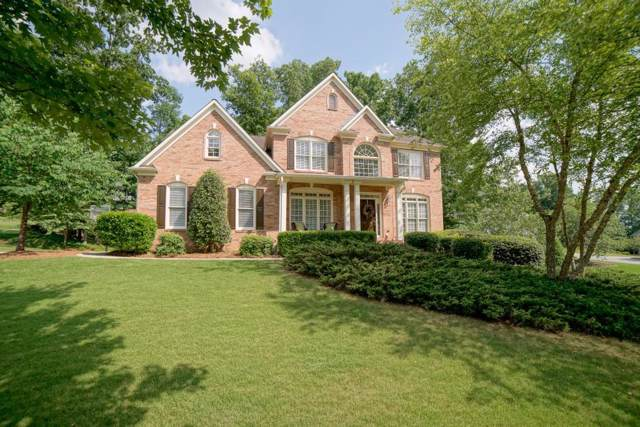 4010 Whispering Pines Court, Suwanee, GA 30024 (MLS #6618519) :: The Heyl Group at Keller Williams