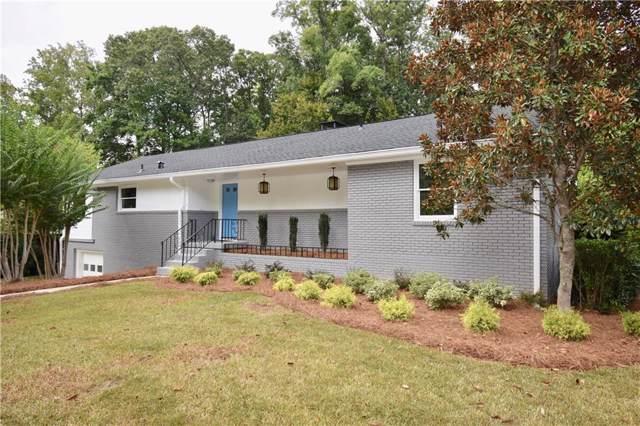 1914 Jacolyn Place NE, Atlanta, GA 30329 (MLS #6618522) :: North Atlanta Home Team