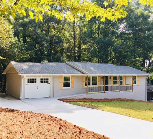 3392 Kenland Road SE, Smyrna, GA 30082 (MLS #6618524) :: North Atlanta Home Team