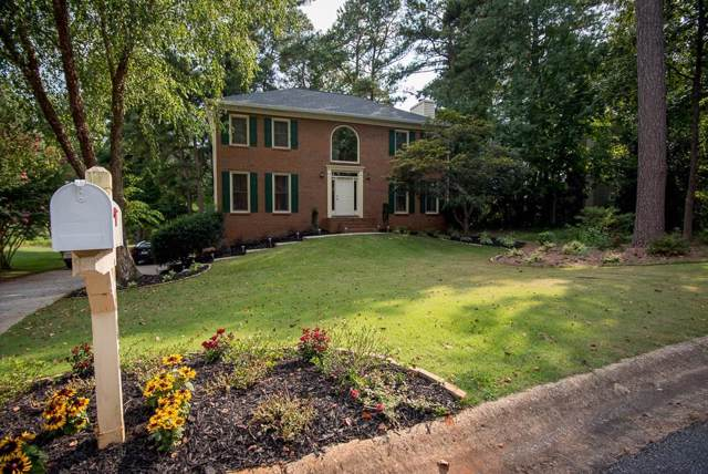 1600 Greyfield Trace, Snellville, GA 30078 (MLS #6618547) :: The Heyl Group at Keller Williams