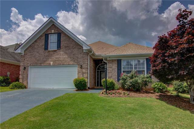 2205 Chase Way SE, Conyers, GA 30013 (MLS #6618554) :: Iconic Living Real Estate Professionals