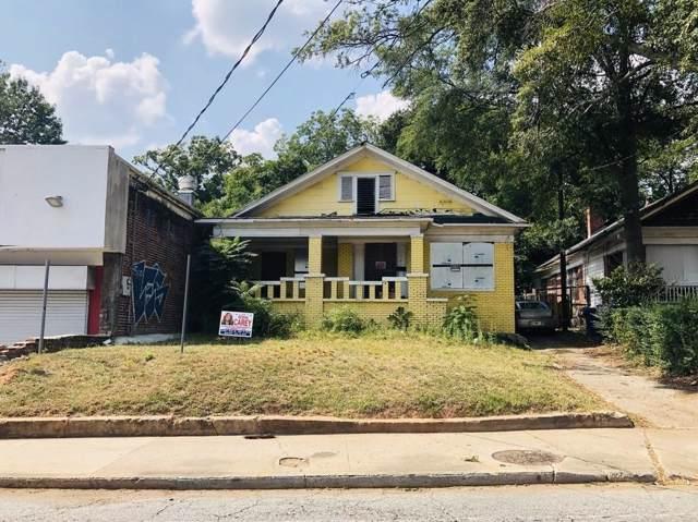783 Cascade Avenue, Atlanta, GA 30310 (MLS #6618582) :: North Atlanta Home Team