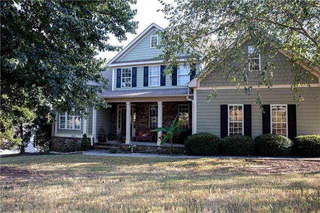 4623 Montclair Circle, Gainesville, GA 30506 (MLS #6618598) :: The Heyl Group at Keller Williams