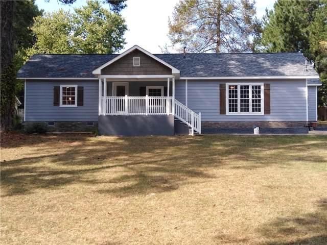 1189 Warren Drive, Riverdale, GA 30296 (MLS #6618610) :: The Heyl Group at Keller Williams