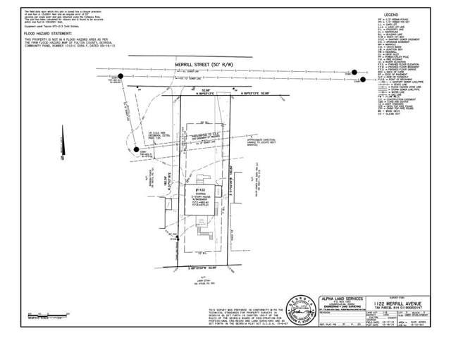 1122 Merrill Avenue SW, Atlanta, GA 30310 (MLS #6618612) :: Kennesaw Life Real Estate
