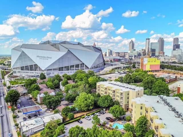 425 Chapel Street SW #1204, Atlanta, GA 30313 (MLS #6618638) :: The Hinsons - Mike Hinson & Harriet Hinson