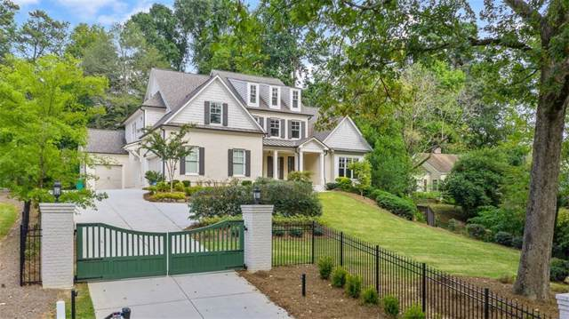 4719 Powers Ferry Road, Atlanta, GA 30327 (MLS #6618640) :: Path & Post Real Estate