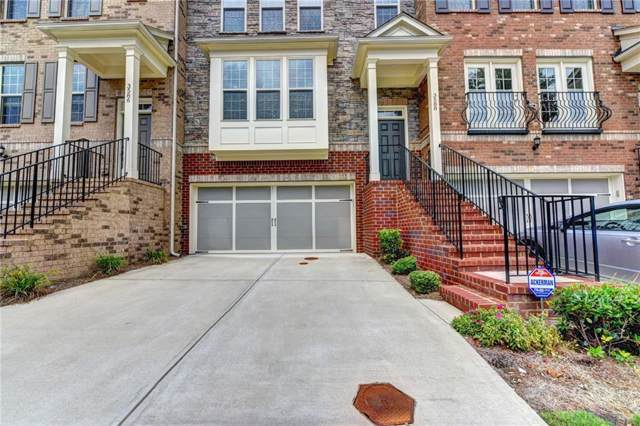 3588 Adelaide Crossing, Brookhaven, GA 30319 (MLS #6618651) :: The North Georgia Group