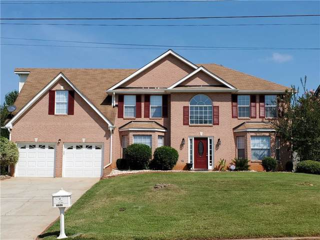 2251 Swift Current Drive, Decatur, GA 30035 (MLS #6618657) :: The North Georgia Group