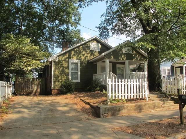 1320 Grant Street SE, Atlanta, GA 30315 (MLS #6618711) :: North Atlanta Home Team