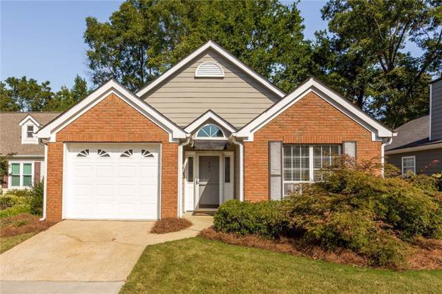 207 Dennis Drive, Alpharetta, GA 30009 (MLS #6618751) :: North Atlanta Home Team