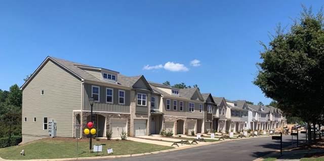 5242 Mill Way #1601, Stone Mountain, GA 30083 (MLS #6618753) :: North Atlanta Home Team
