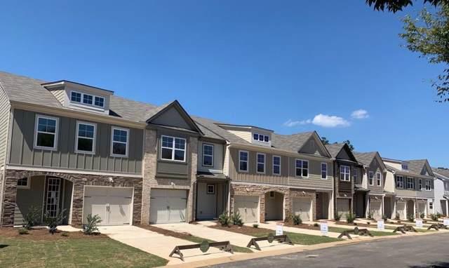 5254 Mill Way #1607, Stone Mountain, GA 30083 (MLS #6618757) :: North Atlanta Home Team