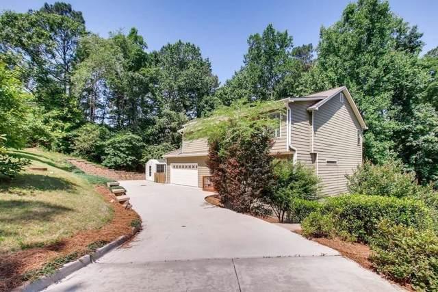 210 Fall Creek Trace, Roswell, GA 30076 (MLS #6618771) :: RE/MAX Paramount Properties